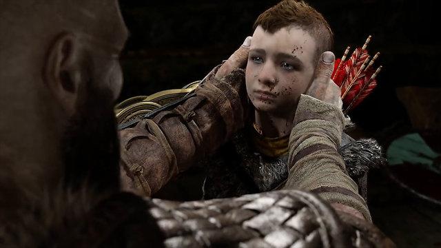 God of War (צילום מסך)