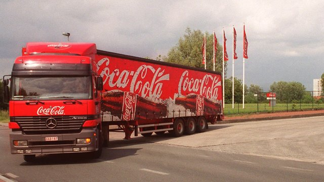קוקה קולה (צילום: AP)