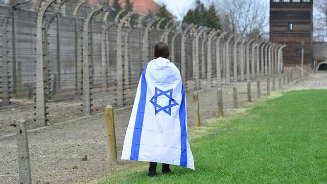 March of the Living (Photo: Yossi Zeliger)
