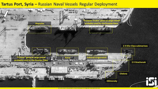 Tartus naval facility