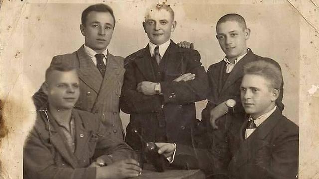 משפחת קפלן (צילום: אלבום פרטי)