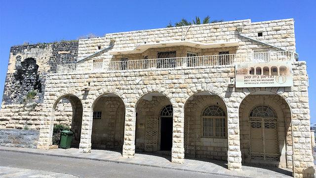 מוזיאון בית שאן (צילום: יעל לרנר)