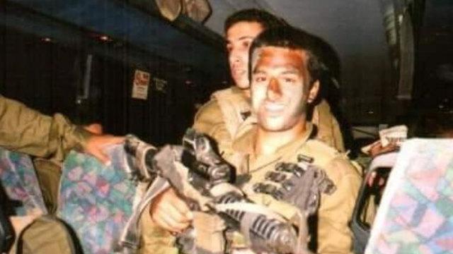 יוסף חדאד חדד  שירת כחייל נוצרי בחטיבת גולני לוחם ()