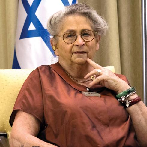 נחמה ריבלין (צילום: יואב דודקביץ)