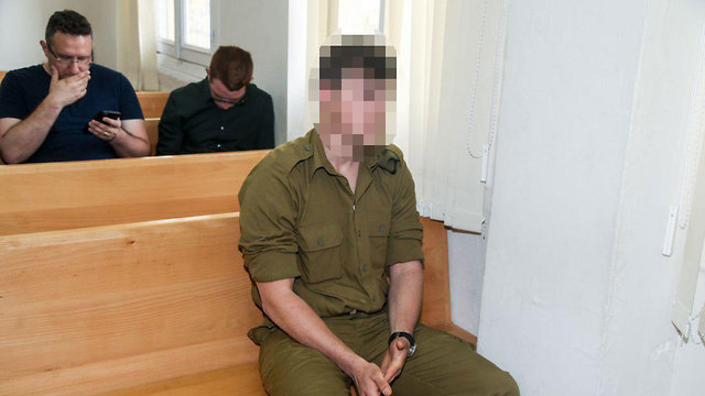 The shooting soldier was charged with manslaughter (Photo: Yariv Katz)