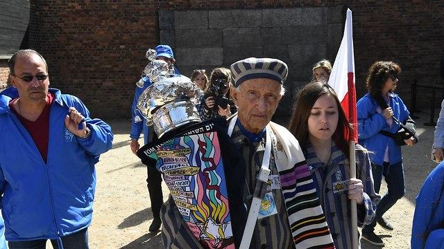 Участники Марша жизни. Фото: ЕРА