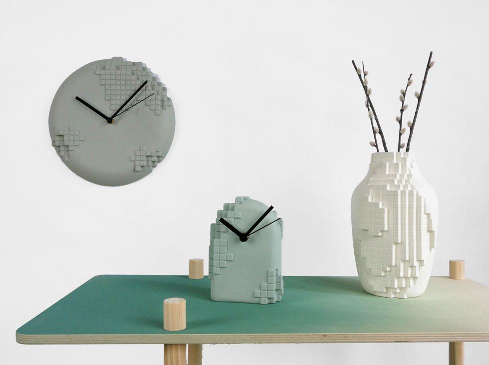 קולקציה של Studio Lorier, שתוצג ב-Salone Satellite, תערוכת המעצבים הצעירים ביריד הרהיטים (צילום: באדיבות Studio Lorier)