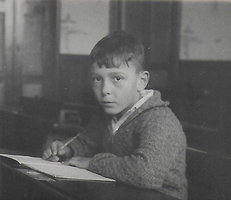 """""""באופן אוטומטי מי שהיה ב'נוער היטלר' - הפך למנהיג המקומי של העיירה שלו"""". הלמוט הצעיר"""