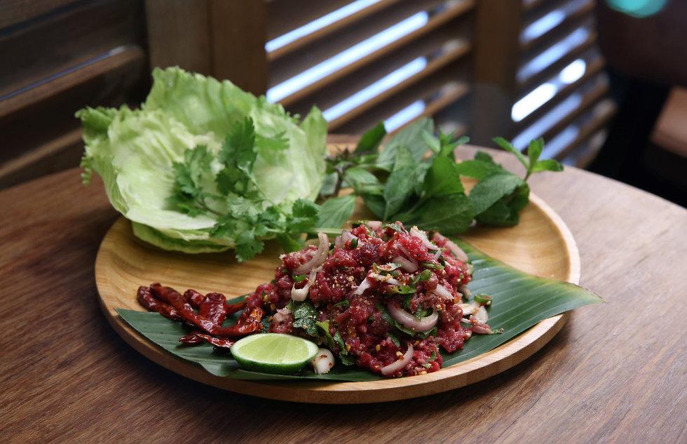 דג מאודה מהמטבח התאילנדי (צילום: ירון ברנר)