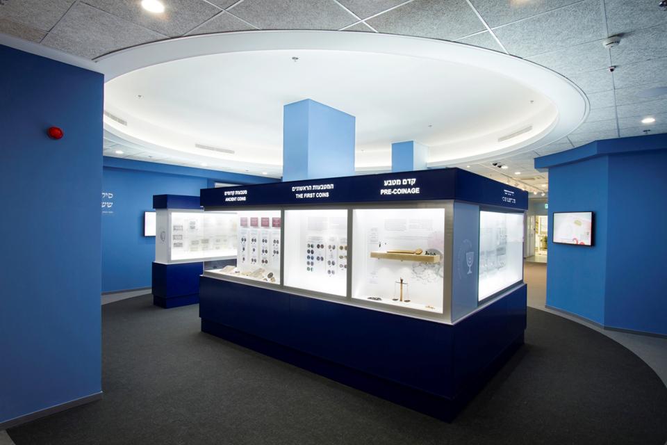 Музей Банка Израиля Фото: Ран Плотницки