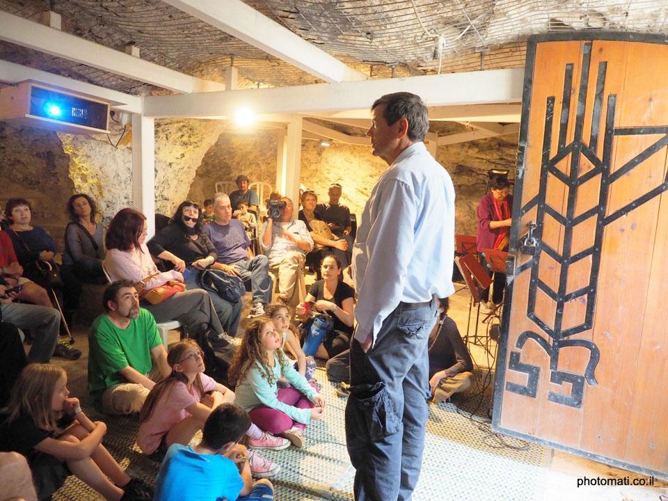"Музей ""Пещера ПАЛМАХа"" Фото: пресс-служба"