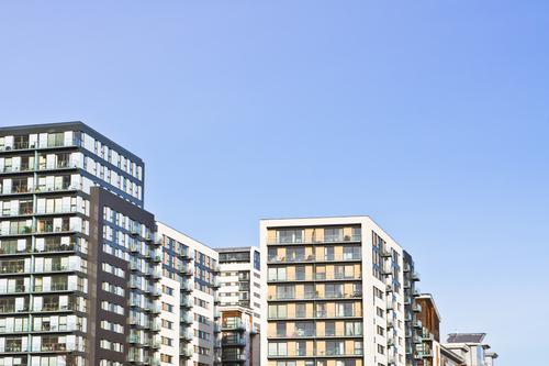 Кварталы социального жилья в Европе. Фото: shutterstock