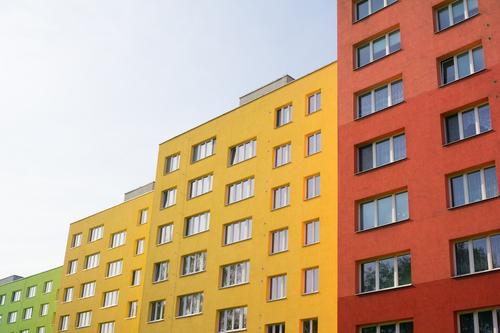 Социальное жилье в Великобритании. Фото: shutterstock