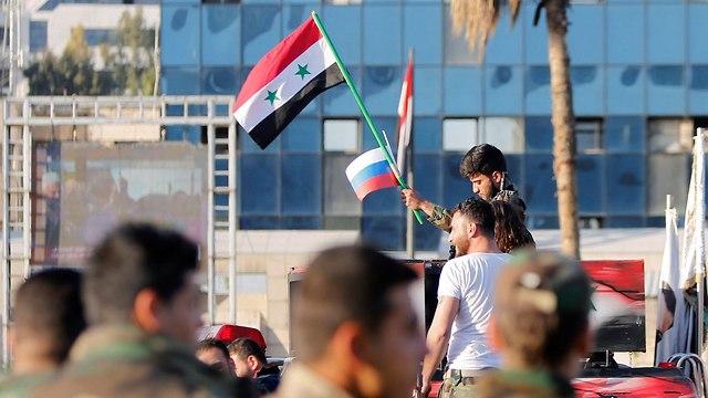 חיילים סורים  (צילום: רויטרס)
