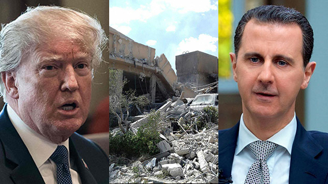 Syria strikes: Trump made the bed, now Israel must lie in it