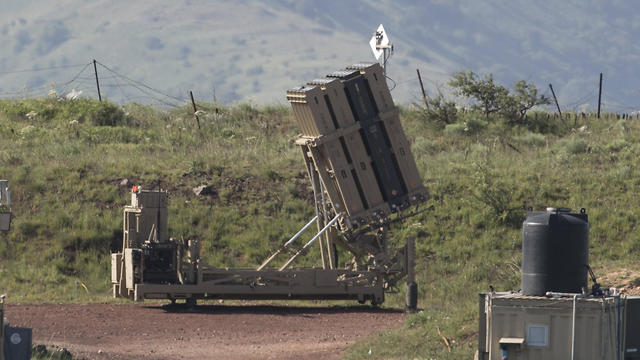 Iron Dome system (Photo: EPA)
