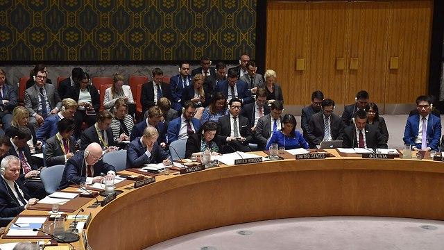 Заседание Совбеза ООН. Фото: AFP (Photo: AFP)