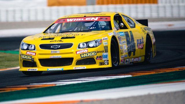 אלון דאי ולנסיה (NASCAR WHELEN EURO SERIES)