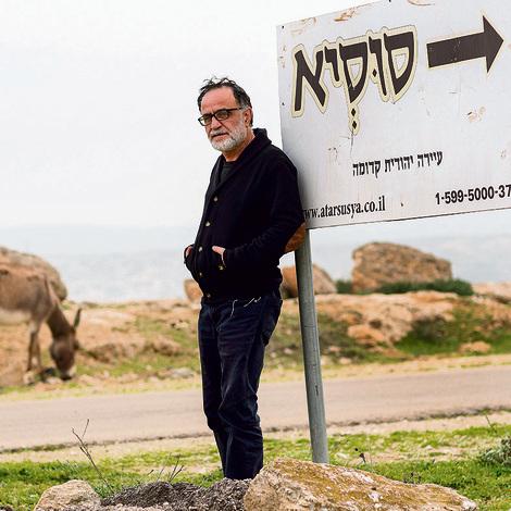 העם היהודי חזר למולדתו וגילה שיושב כאן עם אחר. ליד סוסיא | צילום: טל שחר