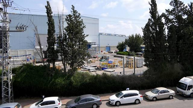 מפעל אלקו ברמת השרון (צביקה טישלר)