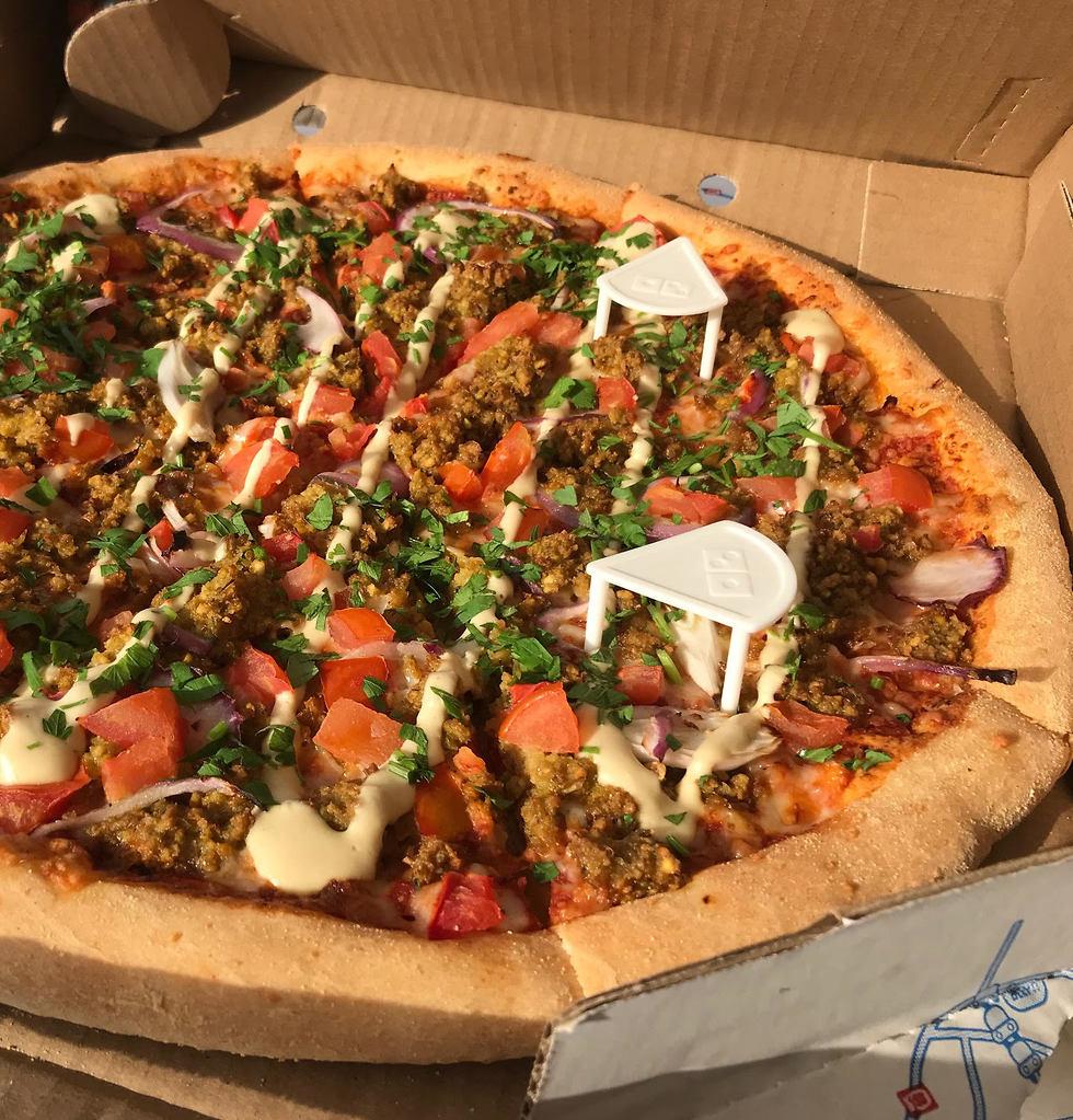 מגש פיצה (צילום: תיקי גולן)