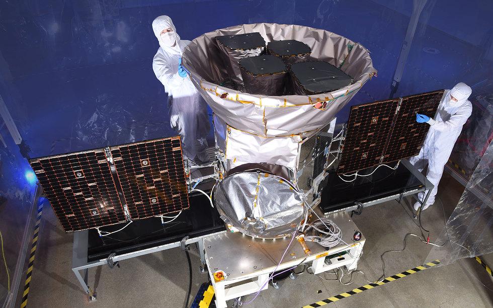 טלסקופ החלל Tess (צילום: נאס