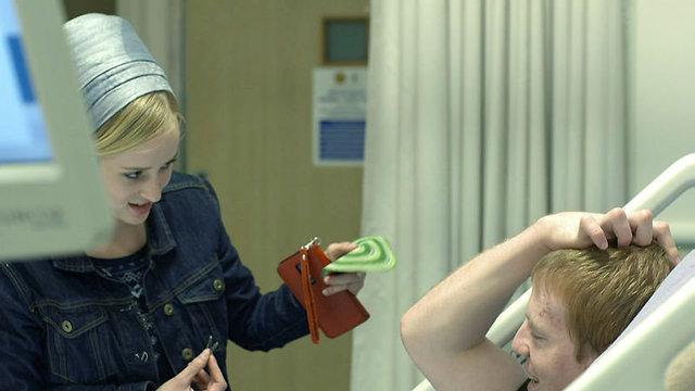 ריבקי הישראלי יהודה הישראלי yes דוקו (צילום: מיכאל אורקין, באדיבות yes דוקו)
