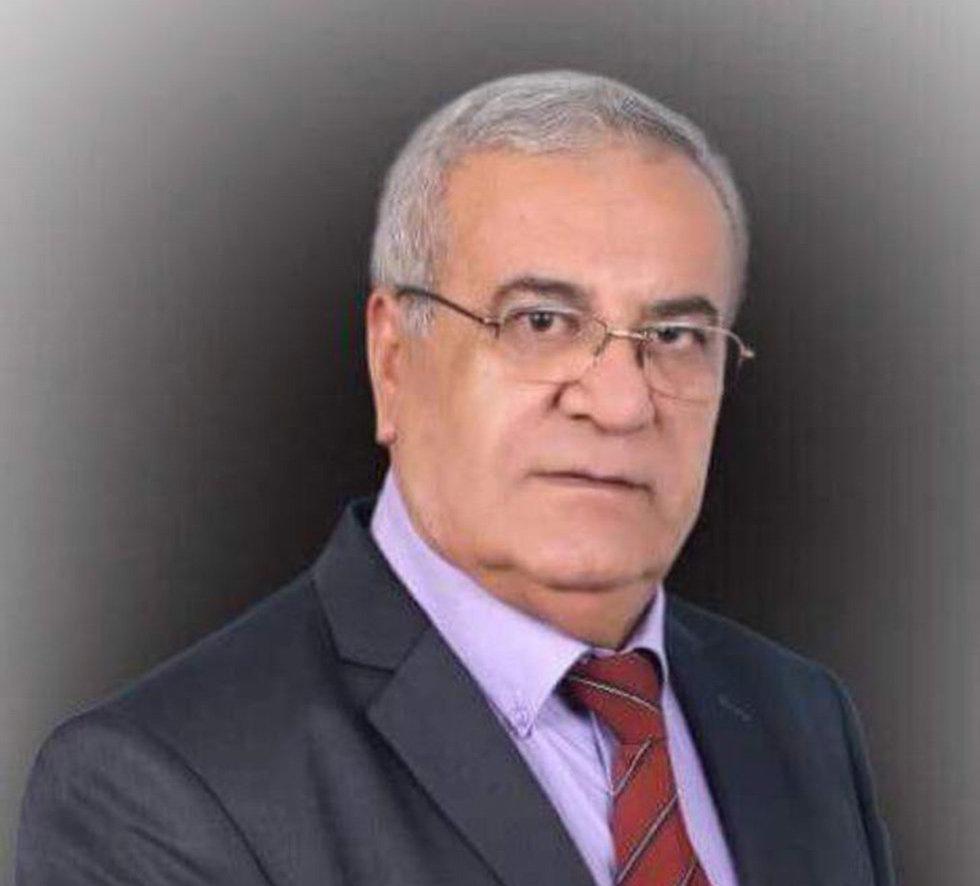 Д-р Халед абу-Асба