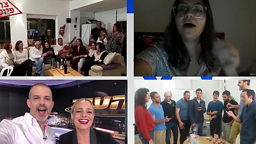 שרים ביחד: שירו של שפשף ()