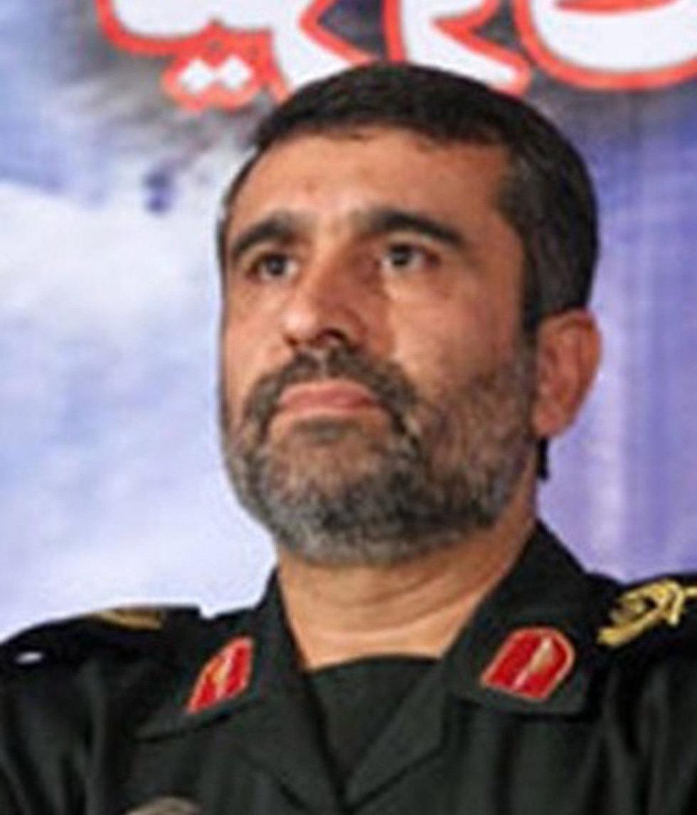 איראן חיל האוויר מערך כלי טיס לא מאוישים כטב