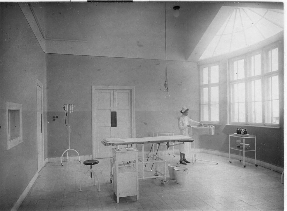 בית החולים  (צילום: ארכיון נשות הדסה)