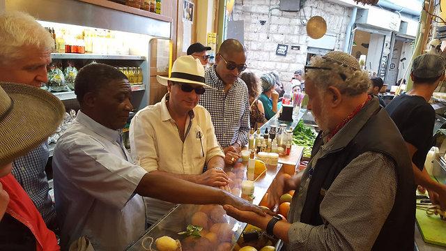 Mahane Yehuda Market (Photo: Avi Dudi)