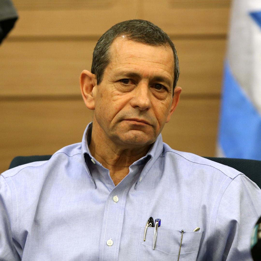 Надав Аргаман, глава ШАБАКа. Фото: Амит Шааби
