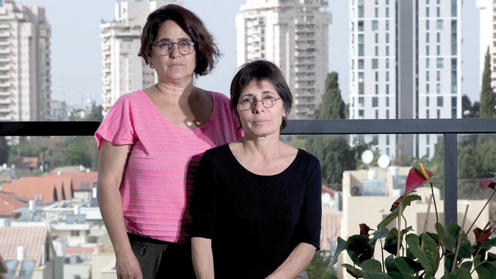 """האחיות של ניר פורז ששכלו גם את אביהן: """"אמא היתה חזקה מהרוח"""""""