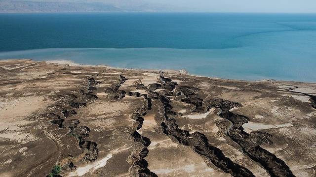 Dead Sea (Photo: Israel Bardugo/Israelonair.com)