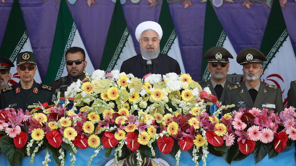 Iranian President Rouhani (Photo: EPA)