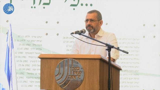 Shin Bet chief Nadav Argaman (Photo: Shin Bet Media)