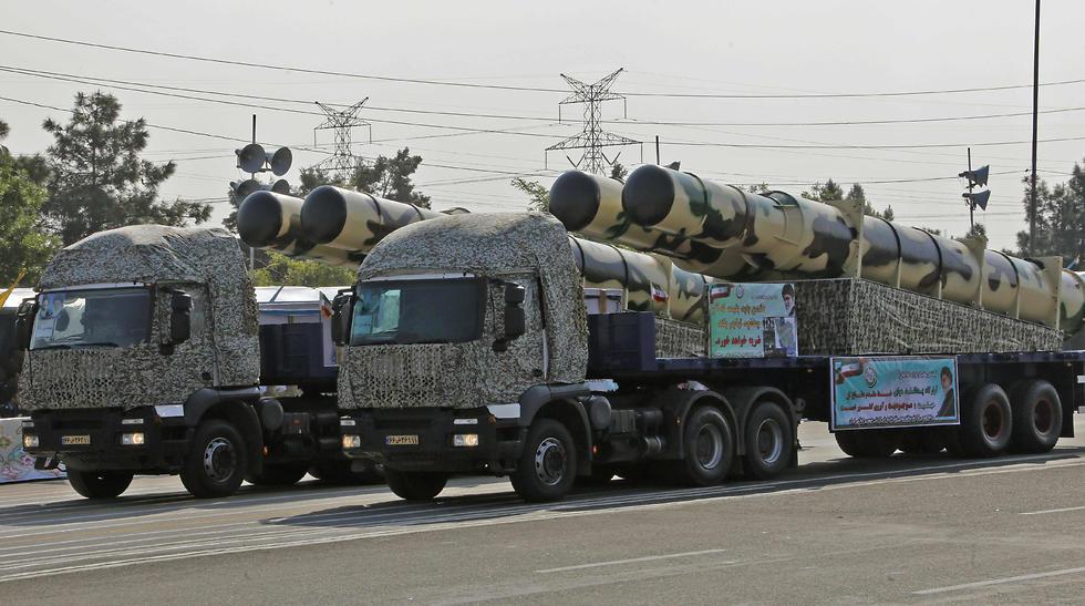 """עשרות אלפי טילים הגיעו לסוריה השבוע.המטרה לפגוע בישראל-משחתות אמריקניות חצו מצר ליד איראן; """"טילים איראניים הועברו לסוריה 84784911981093980547no"""