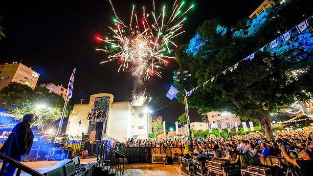 חגיגות יום העצמאות (צילום: שלומי מזרחי)