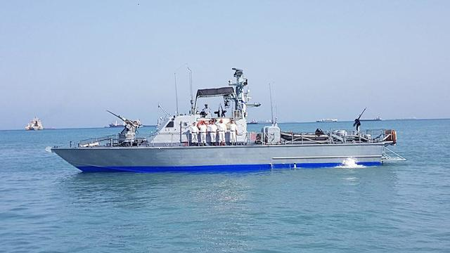 Dvora-class fast patrol boats (Photo: Gil Nechushtan)