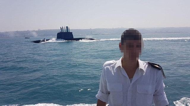ספינת חיל הים (צילום: גיל נחושתן)