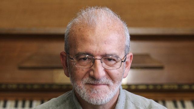 פרופסור אדווין סרוסי (צילום: אלכס קולומויסקי )