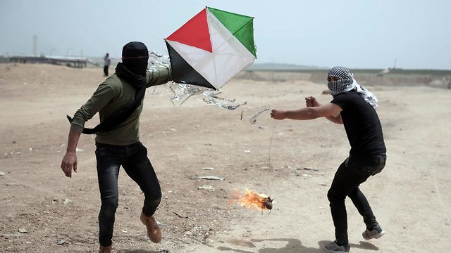 As alienation from their political leaders grew and frustration intensified, young Palestinians acted alone (Photo: AP)
