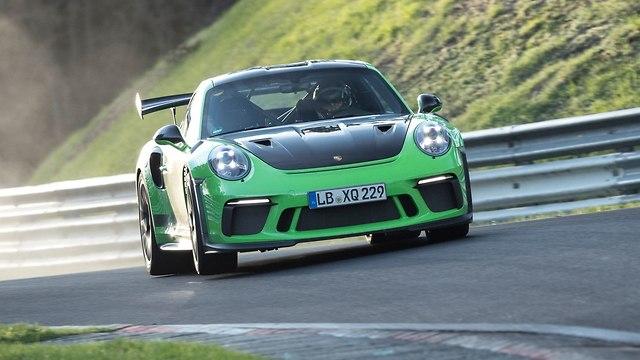 פורשה 911 GT3 RS נורבורגרינג ()