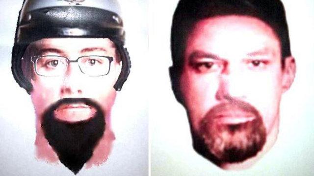 חשודים  ב התנקשות פאדי אל בטש מהנדס מ מחמאס חוסל ב מלזיה (צילום: משטרת מלזיה)
