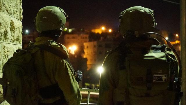 File photo (Photo: IDF Spokesman's Office)