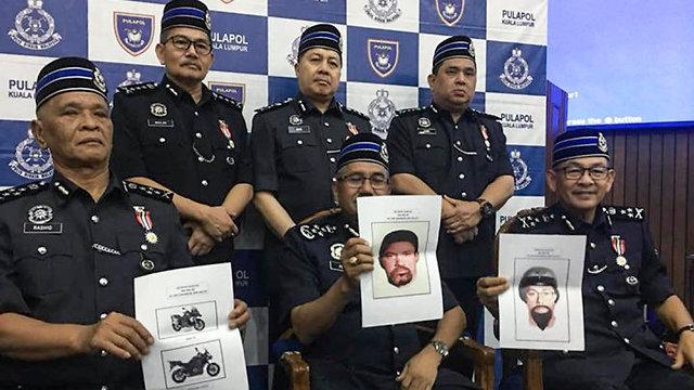 חשודים  ב התנקשות פאדי אל בטש מהנדס מ מחמאס חוסל ב מלזיה (צילום: EPA)