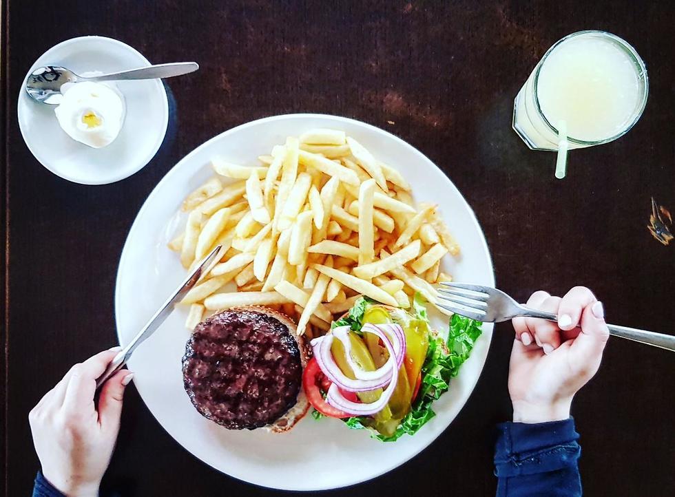 עסקיות במסעדות (צילום: ניר פרימר)