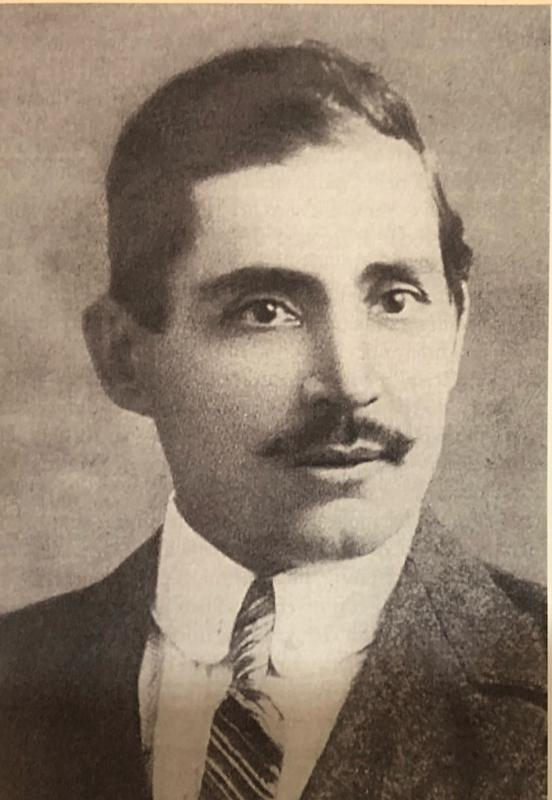 The 'prophet' Donato Manduzio