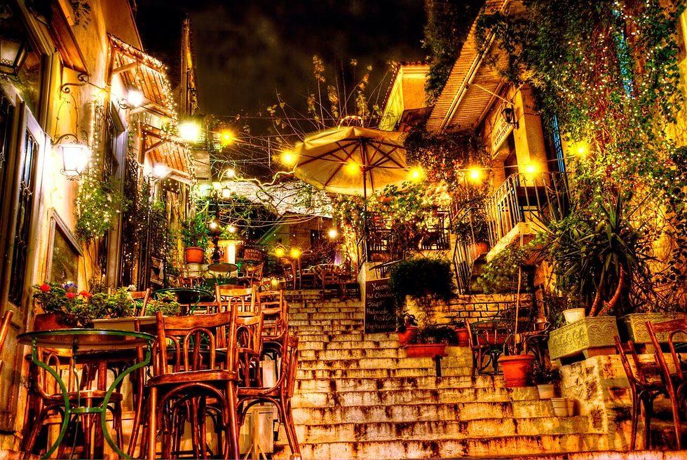 מדרגות פלאקה (מתוך האתר Travel to Athens)